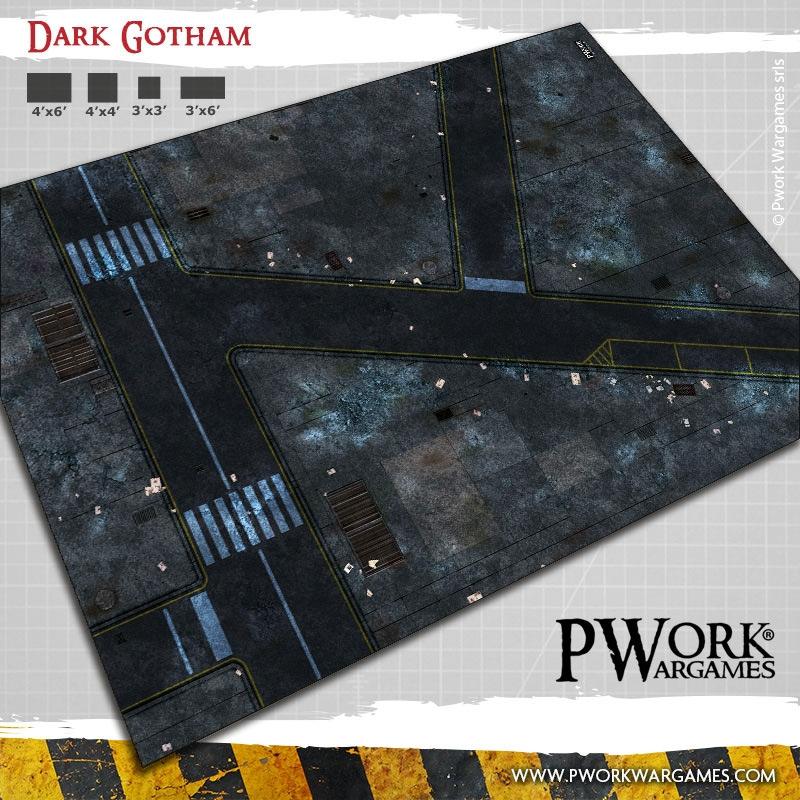 Pwork Dark Gotham Matte Br 252 Ckenkopf Online Com Das