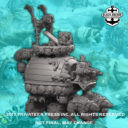 PiP Privateer Black Anchor Troll War Wagon