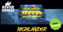 RH Riverhorse Highlander Brettspiel Teaser 1