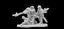 V&V War Of The Roses English Infantry 54mm 2