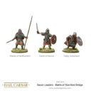 Warlord Games Saxon Leaders Battle Of Stamford Bridge 01