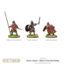 Warlord Games Saxon Leaders Battle Of Stamford Bridge 02