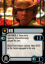 WizKids Star Trek Attack Wing Card Packs In Wave Two 4
