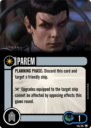 WizKids Star Trek Attack Wing Romulan Faction Pack 18