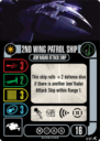 WizKids Star Trek Attack Wing Romulan Faction Pack 41