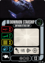 WizKids Star Trek Attack Wing Romulan Faction Pack 42