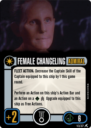 WizKids Star Trek Attack Wing Romulan Faction Pack 49