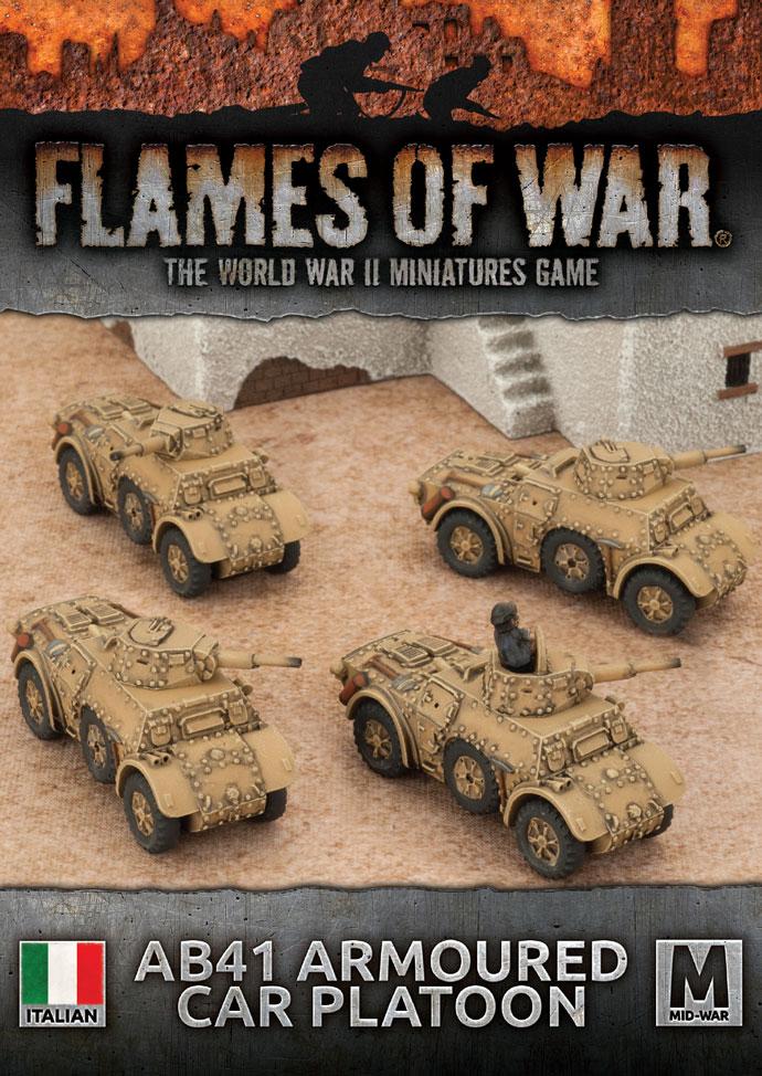 Battery Light On Car >> Flames of War: Avanti – Brückenkopf-Online.com – das ...