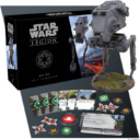 FFG Fantasy Flight Games Star Wars Legion AT ST Preview Massive 2