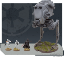 FFG Fantasy Flight Games Star Wars Legion AT ST Preview Massive 9