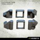 Kromlech Legionary Tank Extra Armour 03