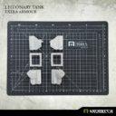 Kromlech Legionary Tank Extra Armour 04