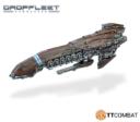 TTC Dropfleet Centurion Class 1