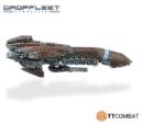 TTC Dropfleet Centurion Class 2