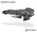 TTC Dropfleet Centurion Class 3