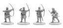 V&V Miniatures Bogenschützen 03