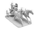 V&V Miniatures Egyptian Chariot 1