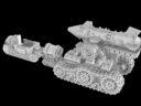 Vanguard Miniatures Heavy Artillery Limbers 3