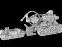 Vanguard Miniatures Heavy Artillery Limbers 4