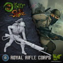 Wyrd Games The Other Side Royal Rifle Corps