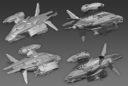 AWI Antenocitis Workshop Designed For Infinity Efreet Dropship Kickstarter 4