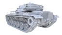 Blitzkrieg Miniatures M60A3 Tank Preview 04