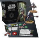 FFG Fantasy Flight Games Star Wars Legion 74 Z Speeder Bikes Expansion 2