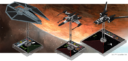 Fantasy Flight Games X Wing X Wing Wave XIV 2