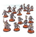 Forge World The Horus Heresy Space Wolf Legion Strike Force