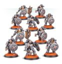 Forge World The Horus Heresy Space Wolves Legion Grey Slayers Close Combat Squad 1