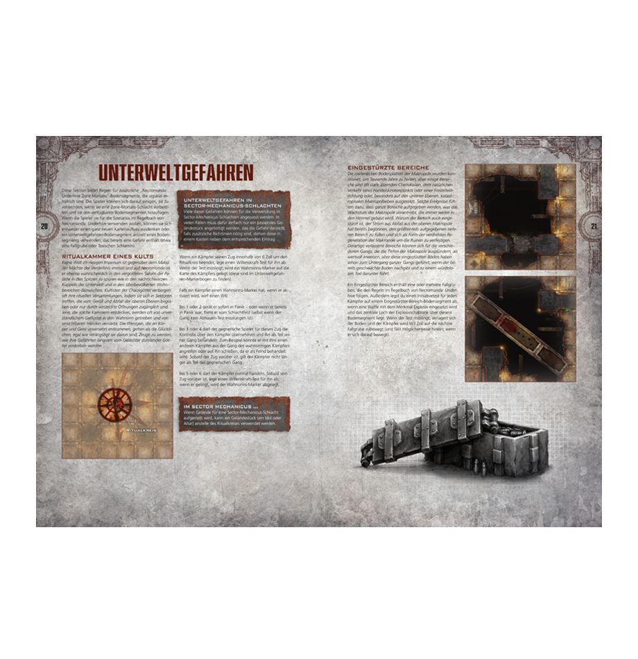 gw haus orlock und zwei neue banden f r shadespire br ckenkopf das tabletop. Black Bedroom Furniture Sets. Home Design Ideas