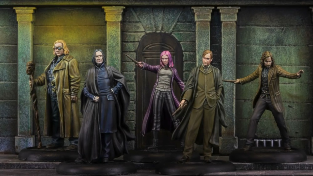 knight models harry potter kickstarter angek ndigt br ckenkopf das tabletop. Black Bedroom Furniture Sets. Home Design Ideas