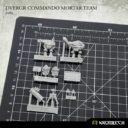 Kromlech Dvergr Commando Mortar Team 4