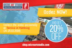 MAS Micro Art Tactica Rabatt