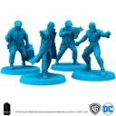 Monilith Games Batman Board Game Gotham Police Tactical Group 1