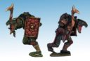 NSMF North Star Military Figures Frostgrave Ghost Archipelago Snakemen Preview Ray Gun 1