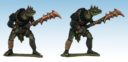 NSMF North Star Military Figures Frostgrave Ghost Archipelago Snakemen Preview Ray Gun 2