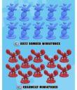 S7 Shinobi 7 Sonic The Hedgehog Battle Racers Kickstarter Live 4 2