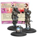 SFG Steamforged Games Guild Ball Blacksmiths Farmers Master Crafted Arsenal Valentine Ratcatchers 5