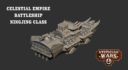 Warcradle Studios Dystopian Wars Celestial Empire The Ningjing Battleship 2