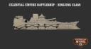 Warcradle Studios Dystopian Wars Celestial Empire The Ningjing Battleship 3