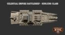 Warcradle Studios Dystopian Wars Celestial Empire The Ningjing Battleship 4