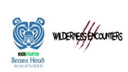 BHM Bears Head Miniatures Wilderness Encounters 1