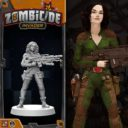 Coolminiornot ZOMBICIDE INVADER Vivian 1