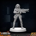 Coolminiornot ZOMBICIDE INVADER Vivian 2