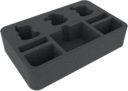 Feldherr HSMEAZ050BO 50 Mm Foam Tray For Warhammer Shadespire Stormcast Eternals 1