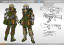 Hakims Dossier Dossier & 3D Render 01