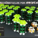 Labmasu HexaObstacles Für Aristeia 06