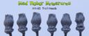 Mad Robot Miniatures Troll Heads