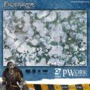 PW Pwork Wargames Terrain Mat Frostgrave 2
